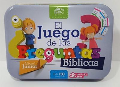 El Juego de las Preguntas Bíblicas Nivel Junior [Juego]