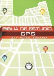 Biblia de Estudio GPS Traducción Lenguaje Actual (Tapa Dura) [Biblia de Estudio]