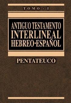 Antiguo Testamento Interlineal Hebreo-Español (Tapa Dura)