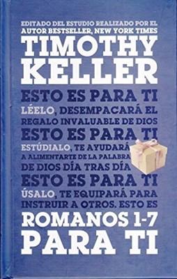 Romanos 1 - 7 Para Ti (Tapa dura) [Libro]