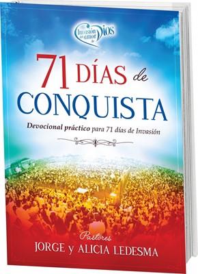 71 Días de Conquista (Rústica) [Devocional ]