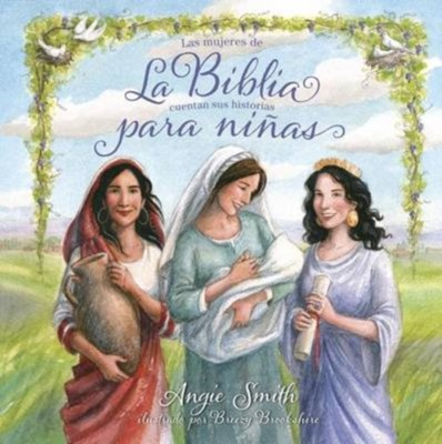 La Biblia Para Niñas (Tapa Dura)