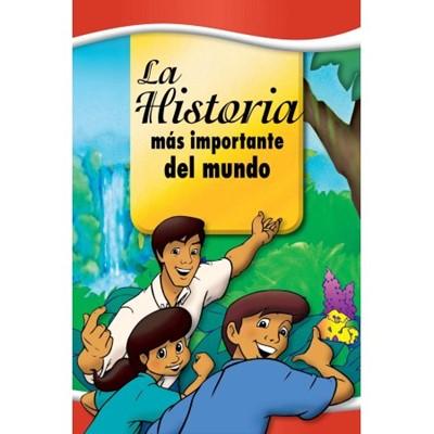 La Historia Más Importante del Mundo (Rústica) [Mini Libro]