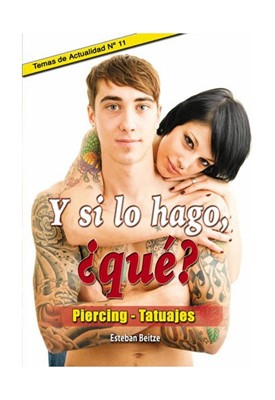 Piercing y Tatuajes [Folleto]