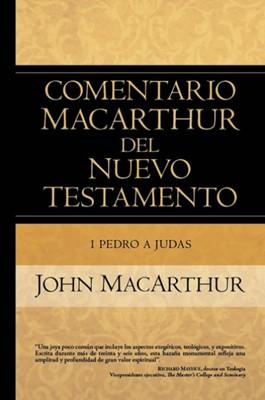 Comentario MacArthur: 1 Pedro a Judas (Tapa Dura)