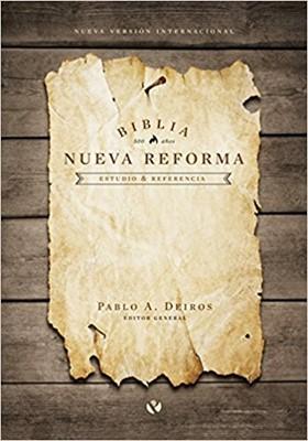 Biblia de Estudio Nueva Reforma Tapa Dura (Tapa Dura)