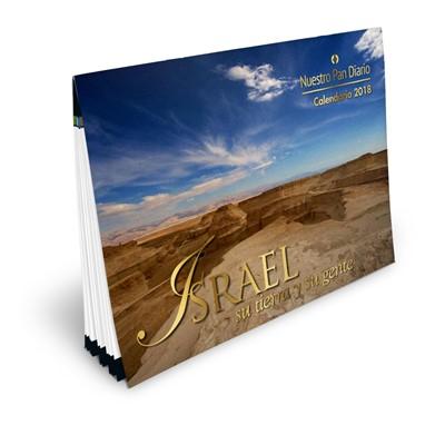Calendario de Pared 2018 Israel