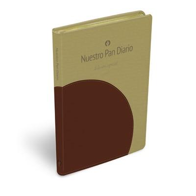 Nuestro Pan Diario Edición Cuero (Tapa Flexible)