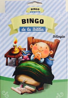 Bingo de la Biblia (Caja de Cartón)
