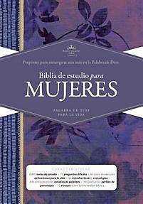Biblia de Estudio para Mujeres RVR1960 B&H (Tapa Dura)