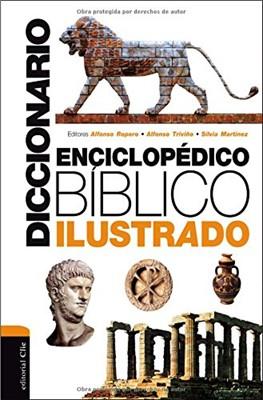 Diccionario Enciclopedico Biblico Ilustrado (Tapa Dura Brillante)
