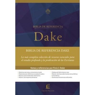 Biblia De Referencia Dake RVR60 (Tapa Dura)