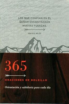 365 Oraciones de bolsillo (Piel Especial)