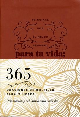 365 Oraciones de Bolsillo para Mujeres (Piel Especial)