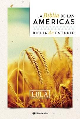 LBLA Biblia de Estudio de Las Américas (Tapa Dura)