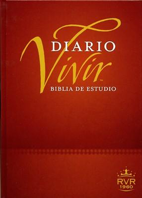 RVR 1960 Biblia De Estudio Diario Vivir Nueva Edición (Tapa Dura)