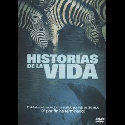 DVD - HISTORIAS DE LA VIDA