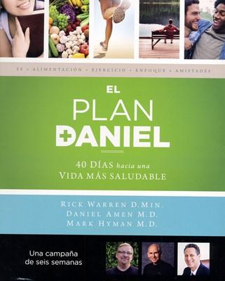El plan Daniel - Campaña para la iglesia- KIT (Cartón)