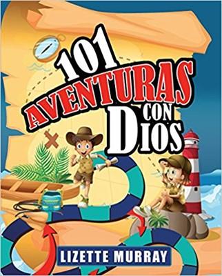 101 Aventuras con Dios (Rústica)