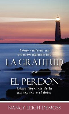 Gratitud/ Perdón (Rústica)