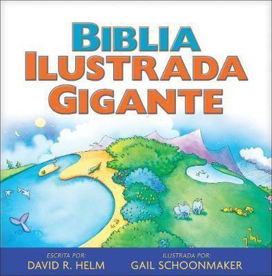 Biblia Ilustrada Gigante (Tapa Dura )