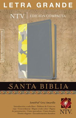 NTV Biblia Edicion Compacta Letra Grande (Símil piel )