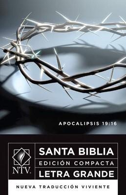 NTV Biblia Edición Compacta Letra Grande (Rústica)