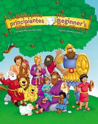 Biblia Para Principiantes Bilingue (Tapa Dura)