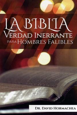 La Biblia Verdad Inerrante (Rustica)