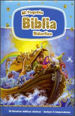 Mi Pequeña Biblia Didáctica (Tapa Dura)