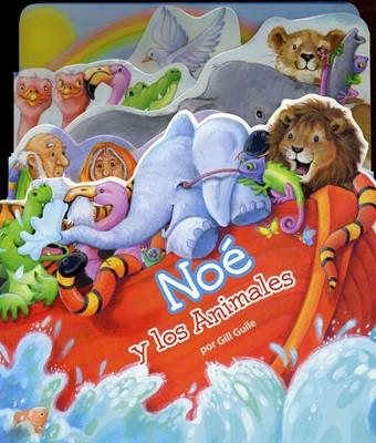 Noé Y Los Animales (Tapa Dura)
