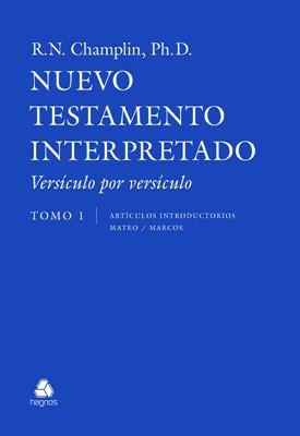 Nuevo Testamento Interpretado (Rústica)