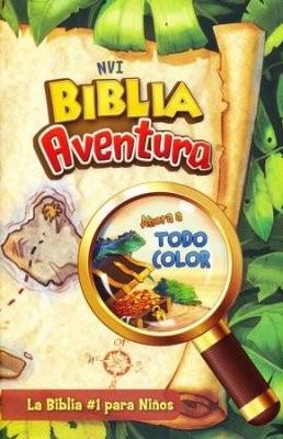 Biblia Aventura NVI Tapa Dura