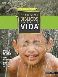 Estudio Bíblico Para La Vida / Pre - Escolar Líder