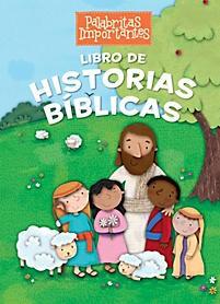 Libro De Historias Bíblicas (tapa acolchada)