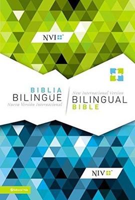Nvi/Niv Biblia Bilingue Nueva Edi (Tapa dura)