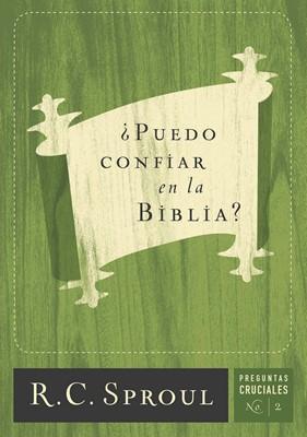 ¿Puedo Confiar en la Biblia? (Rústica)
