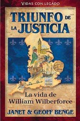 Triunfo De La Justicia (Tapa Rústica)