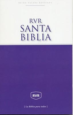 RVR Revisada Biblia Edición Económica (Rústica)
