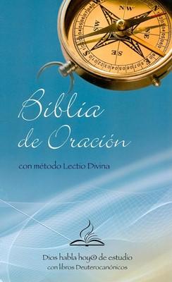 Biblia De Oración Católica (Tapa Dura)