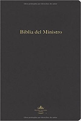 Biblia Del Ministro RVR60 (Simil Piel)
