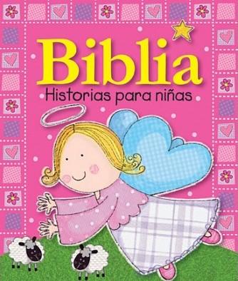 Biblia Historia para Niñas (Tapa Dura)