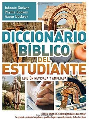 Diccionario Biblico Del Estudiante (Rústica)