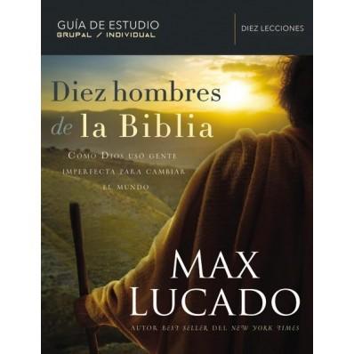 Diez Hombres De La Biblia (Rustica)