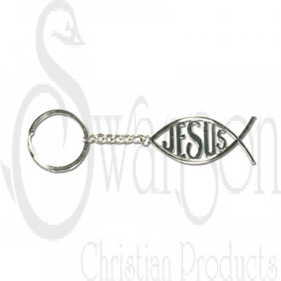 Llavero Pezcado Jesus
