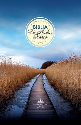 Biblia Tu Andar Diario - Camino Azul (Tapa dura)