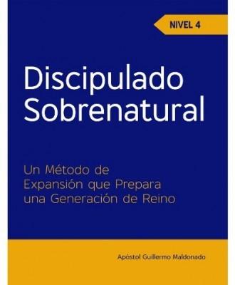 Discipulado Sobrenatural 4 (Rústica)