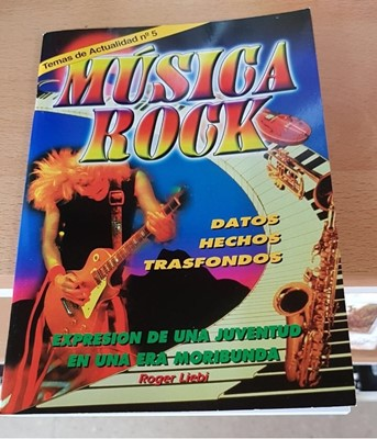 Música Rock (Rústica)