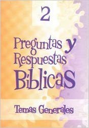 Preguntas Y Respuestas Bíblicas #2 (Cartón)