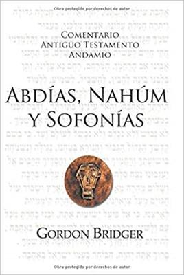 Comentario AT Abdías, Nahúm y Sofonías (Rústica)